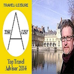 GLOBEBLEU  AWARD - TRAVEL + LEISURE A-LIST - 2014