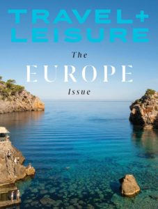 TRAVEL & LEISURE  MAY 2020 - Perfect for Adventurous Types